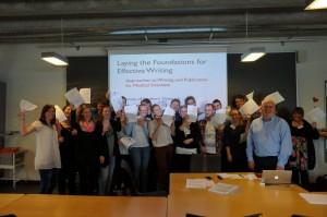 Artikelskrivningskursus maj 2014